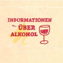Informationen über Alkohol