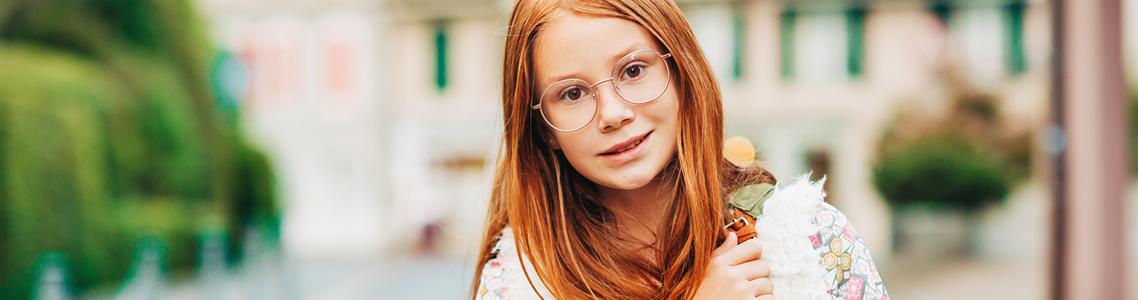Ein 12-jähriges Mädchen
