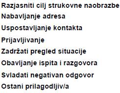 Untertitel von Information über Lehrstellen, Beruf und Arbeit auf Kroatisch, Serbisch, Bosnisch