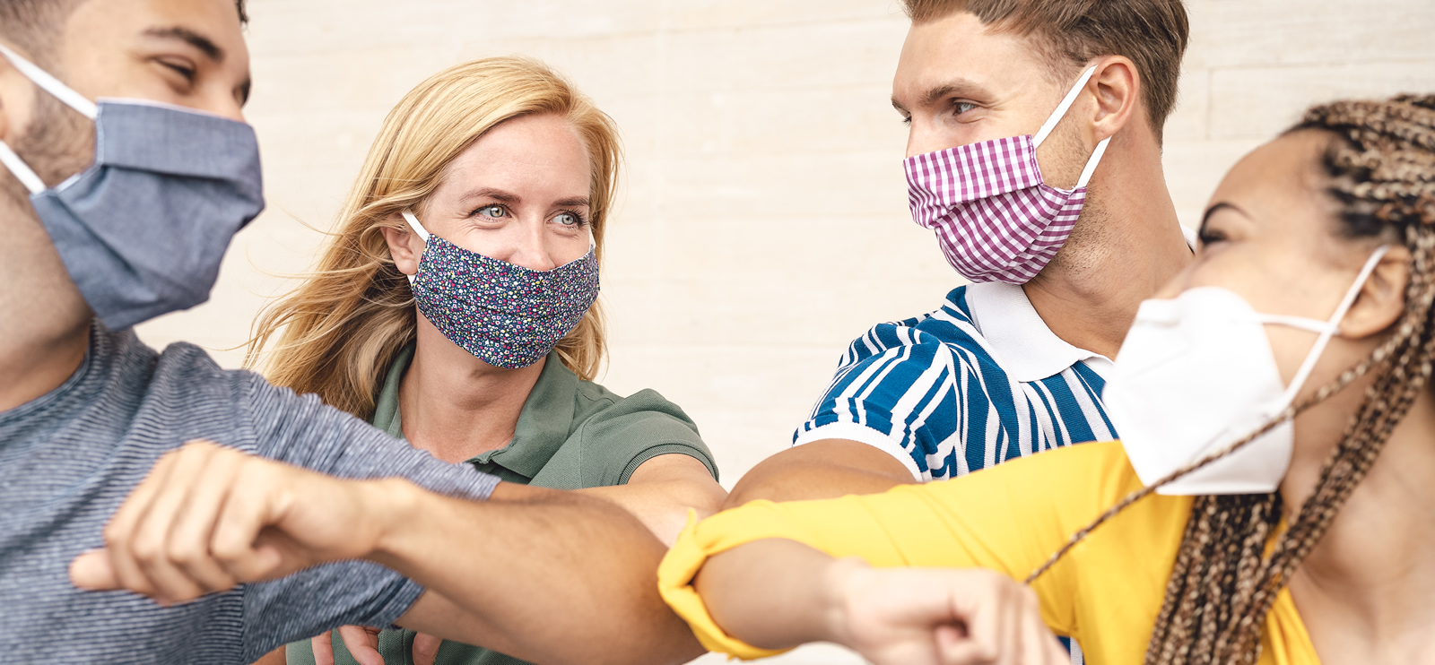 Sich gegen das Coronavirus schützen