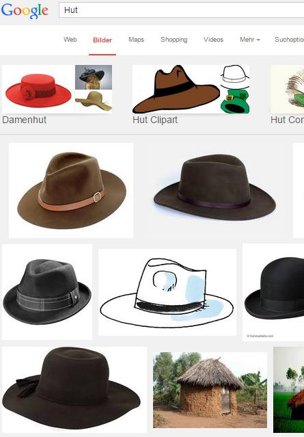 Bildersuche mit Google