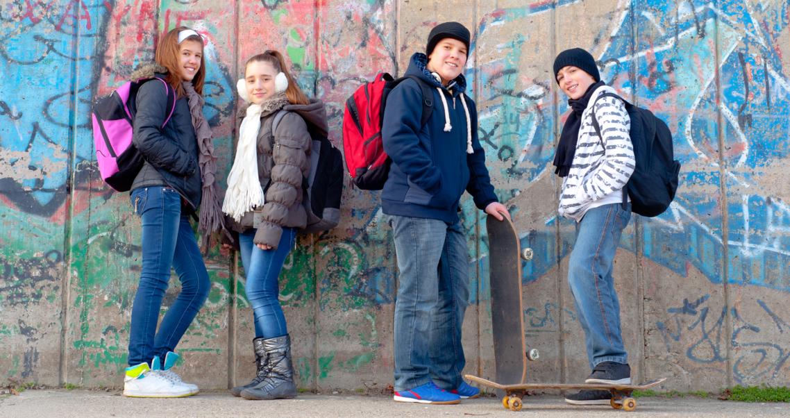 Abenteuerinsel in der offenen Jugendarbeit
